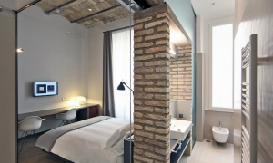 Camera Doppia Relais B&B Atypical Rooms in Centro a Roma