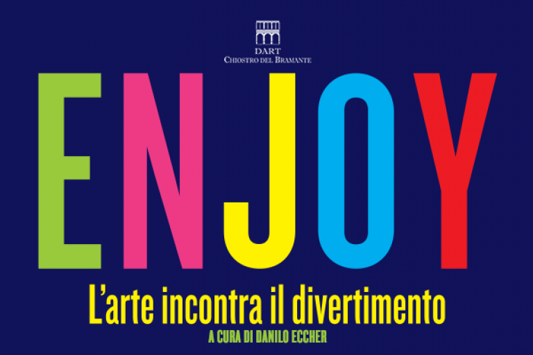 Enjoy- l'arte incontra il divertimento